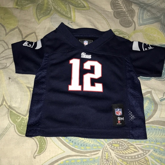 tom brady jersey mens medium